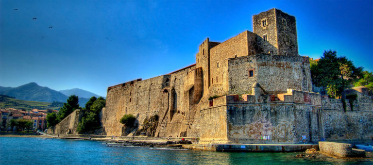 The Royal Château in Collioure