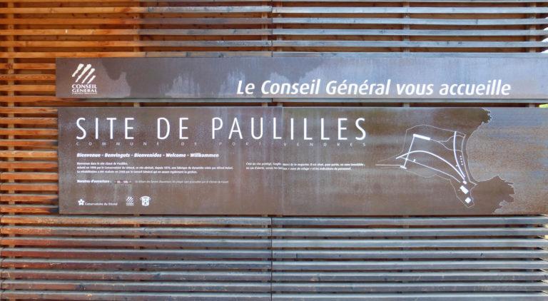 Dynamiterie de Paulilles, ancienne usine d'explosifs