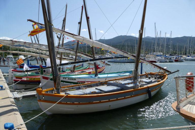 Port Argelès à 15min. à pied du Racou