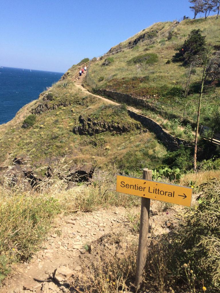 Le Sentier Littoral Racou - Collioure